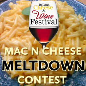 Macaroni N Cheese Meltdown Restaurant Contest